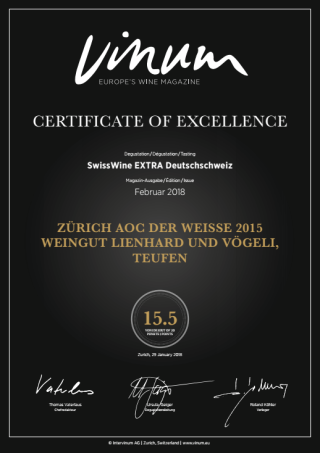 Zertifikat_EXTRA_SwissWine_Deutschschweiz 229_DW15